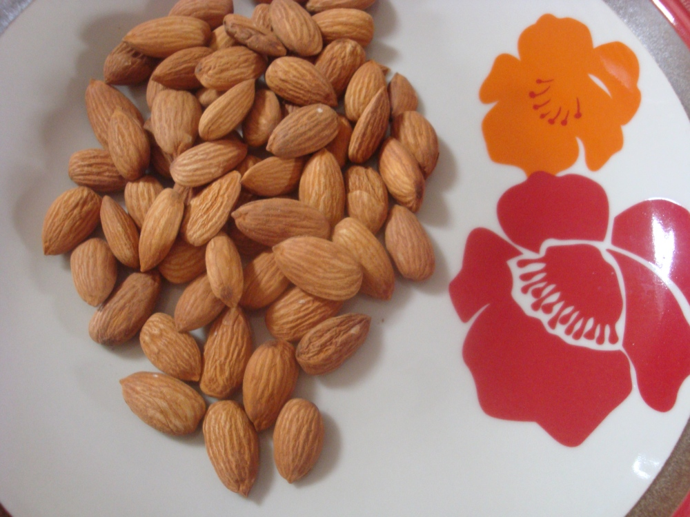 Home Sweet Home Series - 1/Badam (almonds)/Cashew Halwa (1/2)